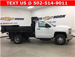 2017 Silverado 3500 Regular Cab DRW 4x4, Air-Flo Pro-Class Dump Body #171246 - photo 3