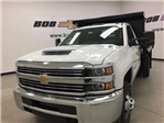 2017 Silverado 3500 Regular Cab DRW 4x4, Air-Flo Pro-Class Dump Body #171246 - photo 8