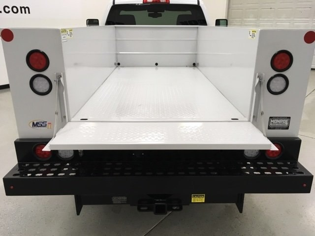 2017 Silverado 2500 Regular Cab 4x4,  Monroe Service Body #171254 - photo 9