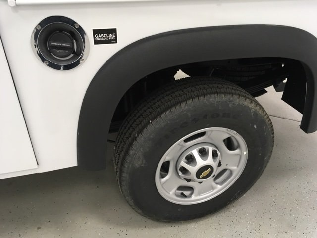 2017 Silverado 2500 Regular Cab 4x4, Monroe Service Body #171254 - photo 10