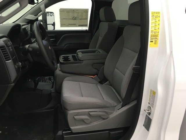 2017 Silverado 2500 Regular Cab 4x4,  Monroe Service Body #171254 - photo 11