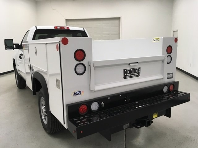 2017 Silverado 2500 Regular Cab 4x4,  Monroe Service Body #171254 - photo 4