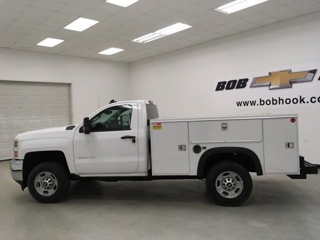 2017 Silverado 2500 Regular Cab 4x4,  Monroe Service Body #171254 - photo 5