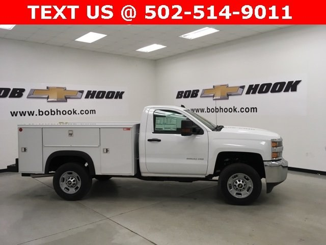 2017 Silverado 2500 Regular Cab 4x4, Monroe Service Body #171254 - photo 19