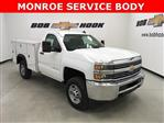 2017 Silverado 2500 Regular Cab 4x4, Monroe Service Body #171254 - photo 1