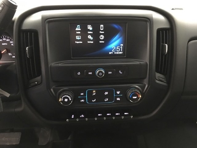 2017 Silverado 2500 Regular Cab 4x4 Service Body #171255 - photo 14