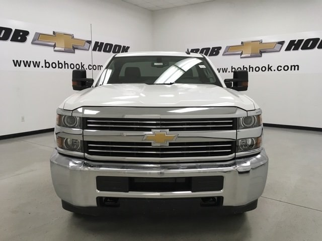 2017 Silverado 2500 Regular Cab 4x4 Service Body #171255 - photo 8