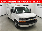 2017 Express 3500, Knapheide Service Utility Van #171292 - photo 1