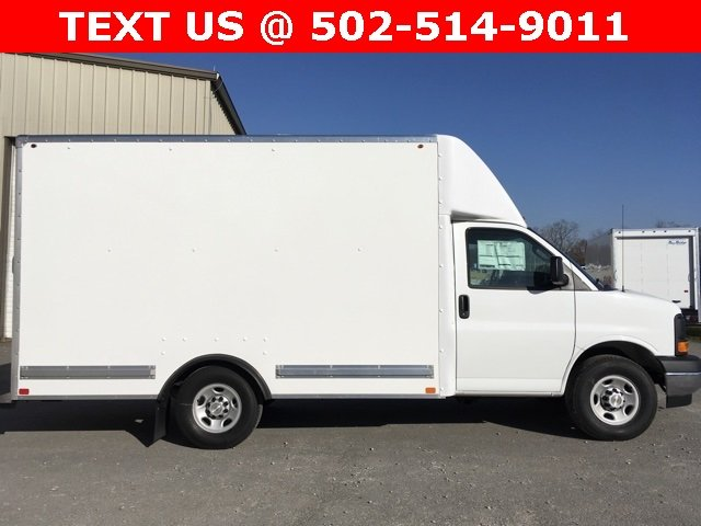 2017 Express 3500, Bay Bridge Bay Bridge FRP Cutaway Van #171320 - photo 3