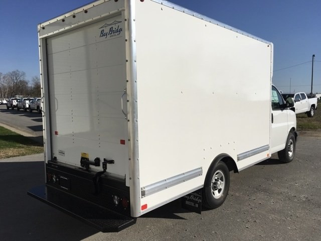 2017 Express 3500, Bay Bridge Bay Bridge FRP Cutaway Van #171320 - photo 2