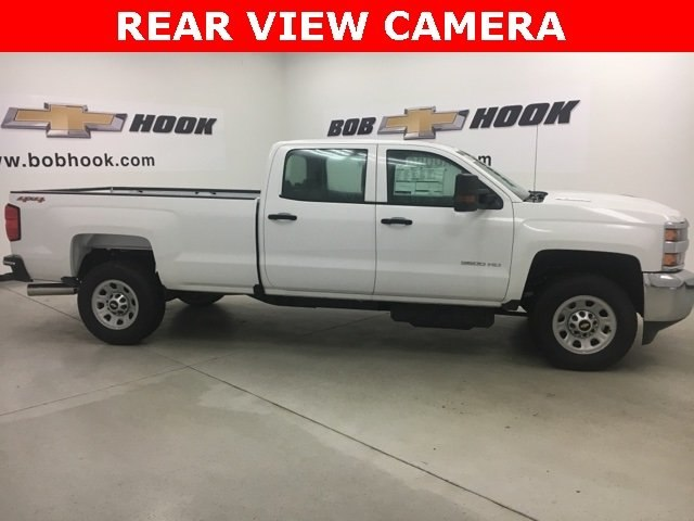 2017 Silverado 3500 Crew Cab 4x4 Pickup #171322 - photo 20
