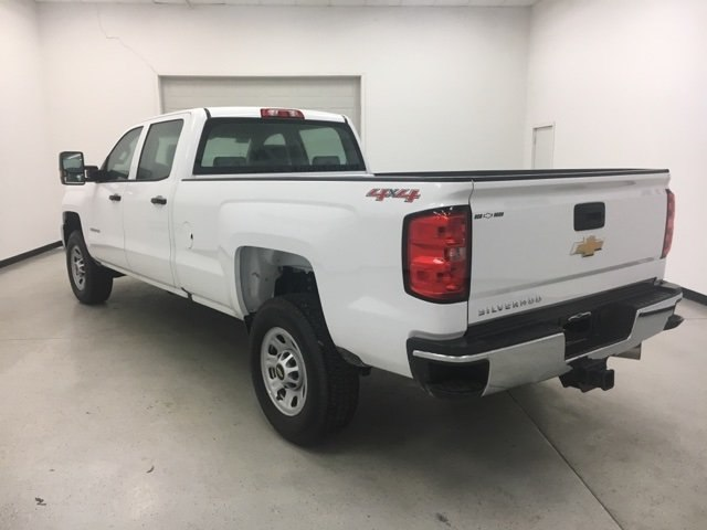 2017 Silverado 3500 Crew Cab 4x4 Pickup #171322 - photo 2