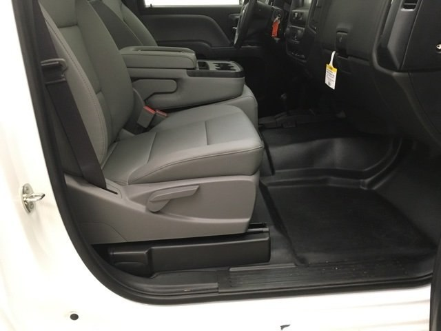 2017 Silverado 3500 Regular Cab DRW 4x4, Reading Service Body #171354 - photo 11