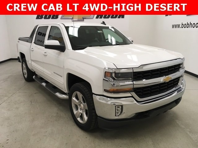 2017 Silverado 1500 Crew Cab 4x4, Pickup #171359 - photo 16
