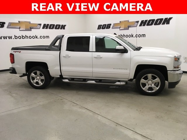 2017 Silverado 1500 Crew Cab 4x4, Pickup #171359 - photo 17