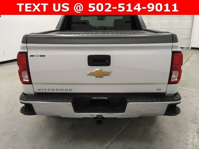 2017 Silverado 1500 Crew Cab 4x4, Pickup #171359 - photo 19