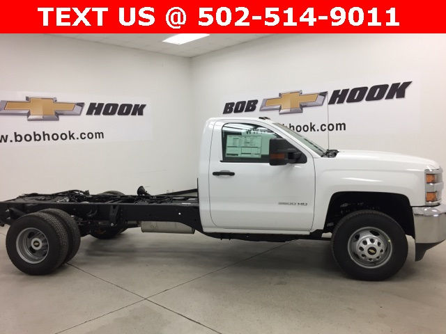 2018 Silverado 3500 Regular Cab, Cab Chassis #180105 - photo 15