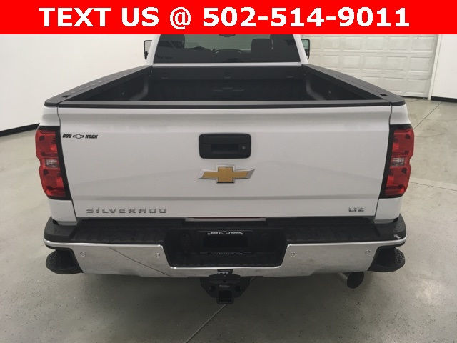 2018 Silverado 3500 Crew Cab 4x4, Pickup #180109 - photo 4