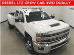 2018 Silverado 3500 Crew Cab 4x4, Pickup #180109 - photo 1