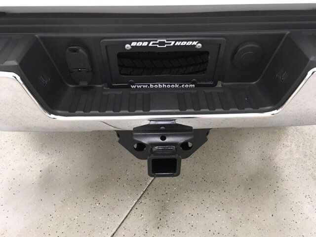 2018 Silverado 2500 Crew Cab 4x4 Pickup #180127 - photo 9