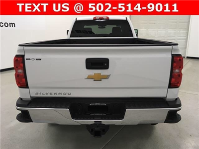 2018 Silverado 2500 Crew Cab 4x4 Pickup #180127 - photo 4