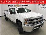2018 Silverado 2500 Crew Cab 4x4 Pickup #180127 - photo 1