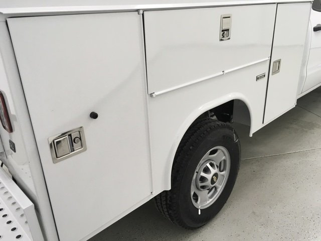 2018 Silverado 2500 Crew Cab 4x4, Reading Service Body #180142 - photo 13