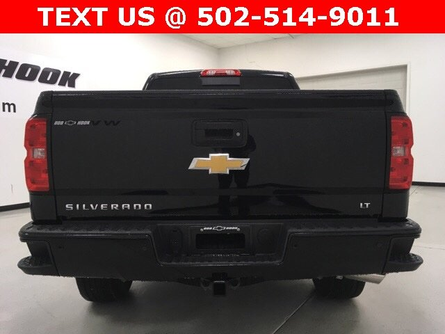 2018 Silverado 1500 Crew Cab 4x4 Pickup #180162 - photo 18