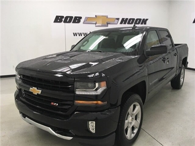 2018 Silverado 1500 Crew Cab 4x4, Pickup #180162 - photo 1