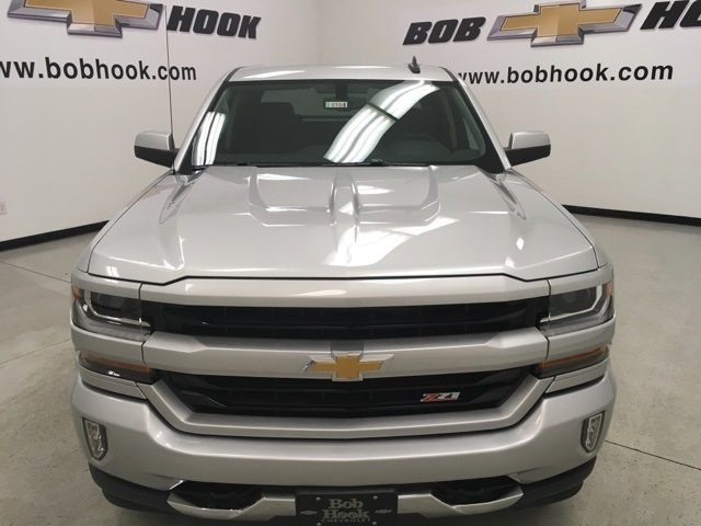 2018 Silverado 1500 Crew Cab 4x4 Pickup #180164 - photo 8