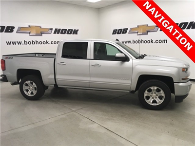 2018 Silverado 1500 Crew Cab 4x4 Pickup #180164 - photo 3