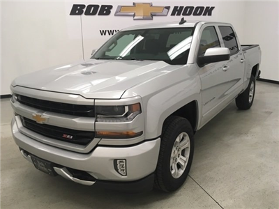 2018 Silverado 1500 Crew Cab 4x4 Pickup #180164 - photo 7