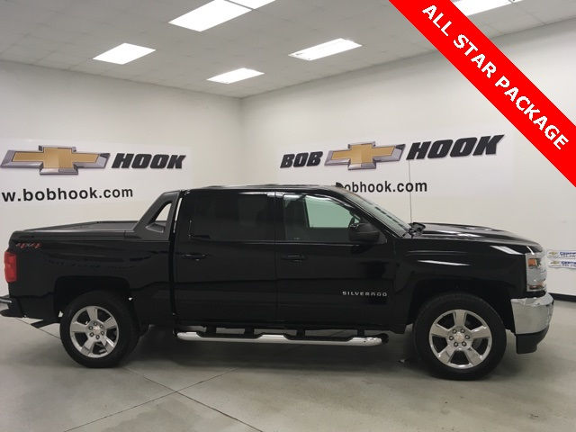 2018 Silverado 1500 Crew Cab 4x4, Pickup #180170 - photo 3