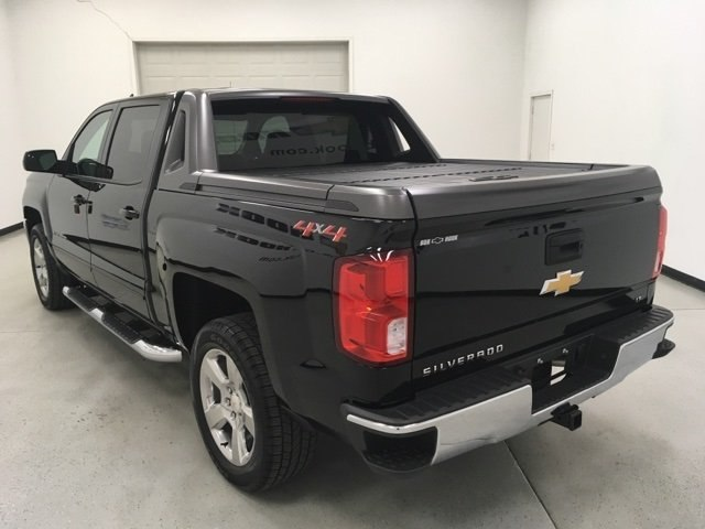 2018 Silverado 1500 Crew Cab 4x4, Pickup #180170 - photo 5
