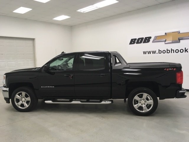 2018 Silverado 1500 Crew Cab 4x4, Pickup #180170 - photo 6