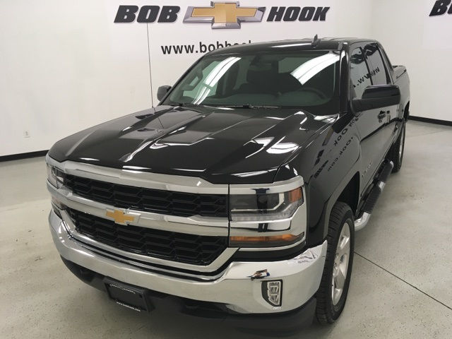 2018 Silverado 1500 Crew Cab 4x4, Pickup #180170 - photo 7