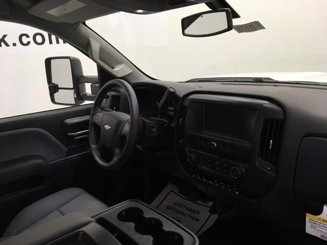 2018 Silverado 3500 Regular Cab DRW, Freedom Contractor Body #180173 - photo 9