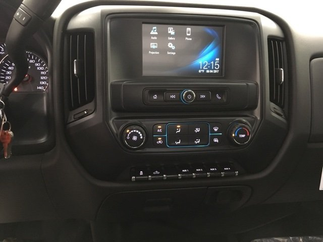 2018 Silverado 3500 Regular Cab, Freedom Contractor Body #180173 - photo 13