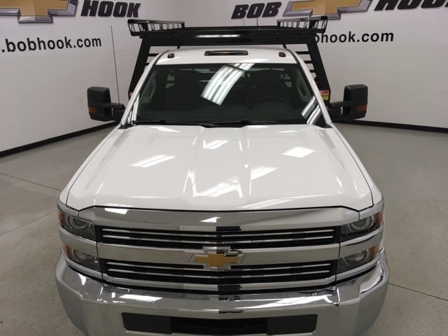 2018 Silverado 3500 Regular Cab DRW 4x2,  Freedom ProContractor Contractor Body #180173 - photo 7