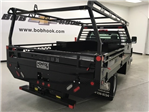 2018 Silverado 3500 Regular Cab DRW, Freedom Contractor Body #180173 - photo 1