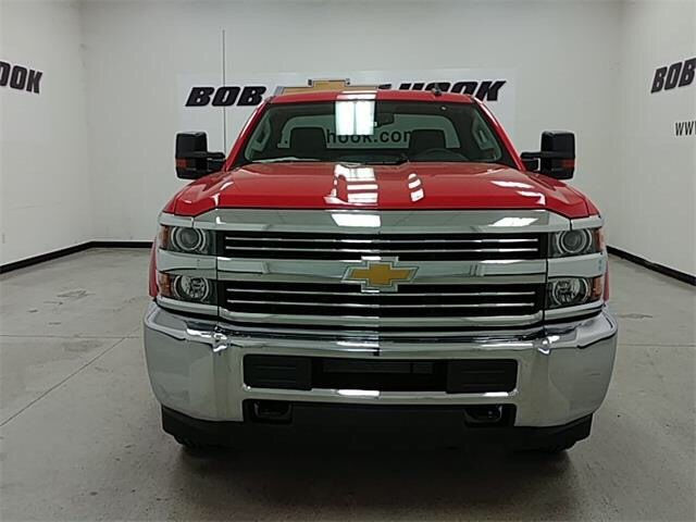 2018 Silverado 2500 Extended Cab, Reading Service Body #180189 - photo 6