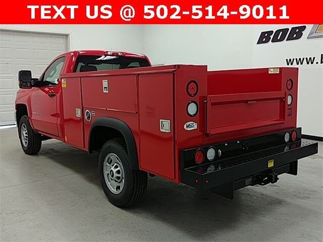 2018 Silverado 2500 Extended Cab, Reading Service Body #180189 - photo 4