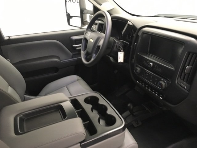2018 Silverado 3500 Regular Cab DRW 4x4, Monroe Dump Body #180210 - photo 10