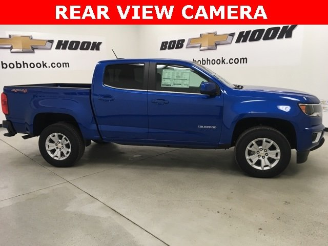 2018 Colorado Crew Cab 4x4, Pickup #180212 - photo 19