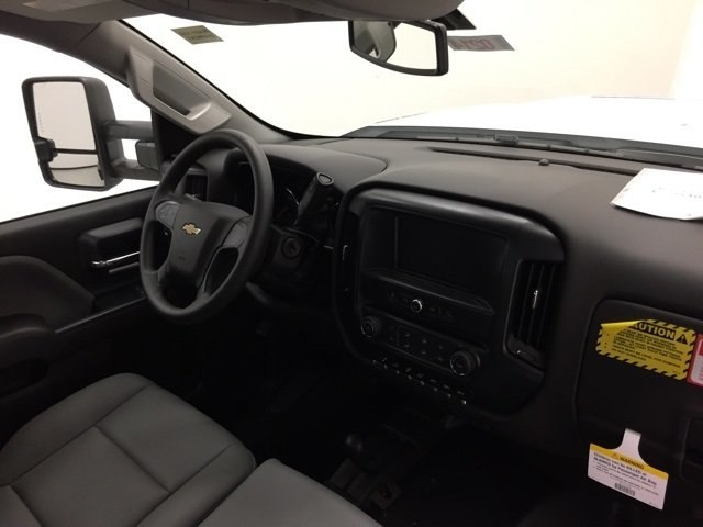 2018 Silverado 3500 Regular Cab DRW 4x4, Monroe Platform Body #180214 - photo 7