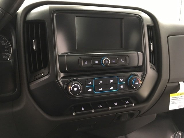 2018 Silverado 3500 Regular Cab, Palfinger Platform Body #180220 - photo 12