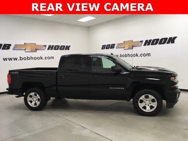 2018 Silverado 1500 Crew Cab 4x4, Pickup #180224 - photo 3