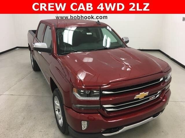 2018 Silverado 1500 Crew Cab 4x4, Pickup #180226 - photo 2