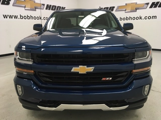 2018 Silverado 1500 Crew Cab 4x4 Pickup #180227 - photo 8
