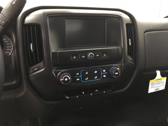 2018 Silverado 2500 Crew Cab 4x4, Reading Service Body #180238 - photo 12